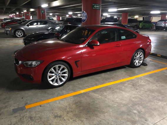 Bmw Serie 4 2.0 420ia Coupe At 2016