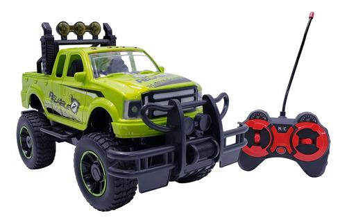 Auto Camioneta A Bateria Con Control Remoto Juguete - El Reg