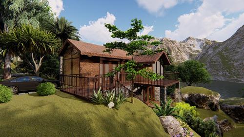 Imagem 1 de 3 de Projetos Arquitetônicos, Interiores E Modelagens  3d.
