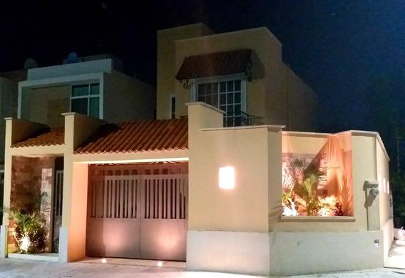 Hermosa Casa En Playa Del Carmen