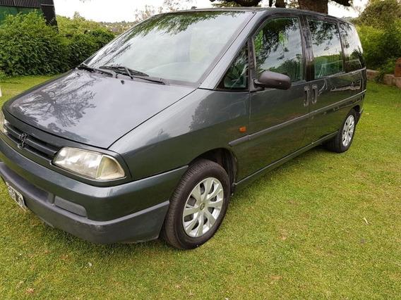 Peugeot 806 2.0 Sr 1998