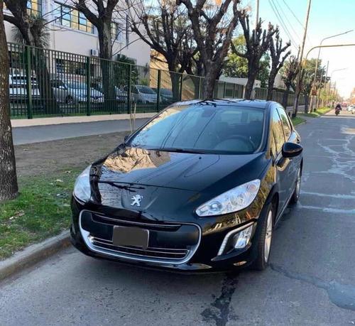 Imagen 1 de 15 de  Peugeot 308 2.0 Feline 143cv