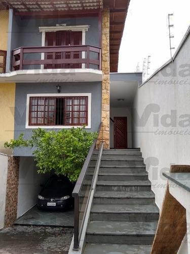 Casa Sobrado Para Venda, 3 Dormitório(s), 241.0m² - 36828