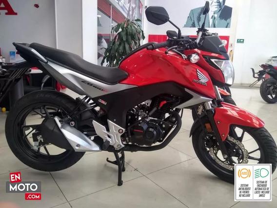 Cb 160 Dlx Honda 2020 Con $100.000 De Inicial