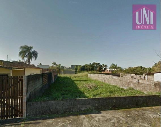 Terreno Residencial À Venda, Jardim Beira Mar, Peruíbe. - Te0162