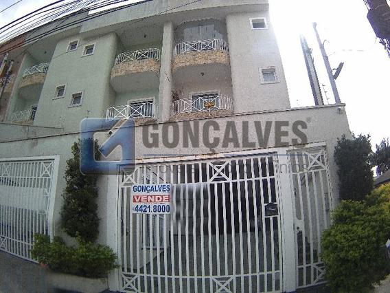 Venda Apartamento Cobertura Santo Andre Vila Pires Ref: 1392 - 1033-1-139228