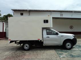 Nissan Np300 2018 Caja Seca