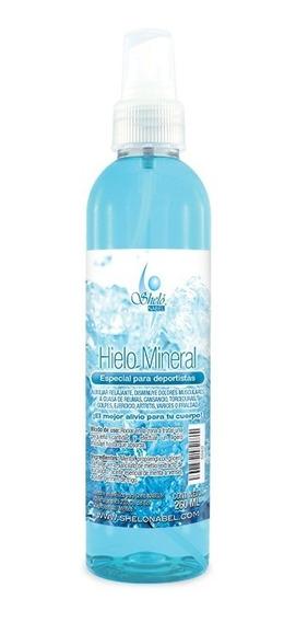 Hielo Mineral Golpes Relajante Muscular Sheló 260ml /sa