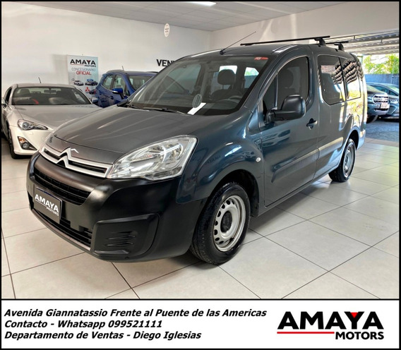 Citroen Berlingo B9 Rural Unicaa !!! 2017 !! Amaya Motors