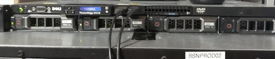 Servidor Dell Poweredge R410.