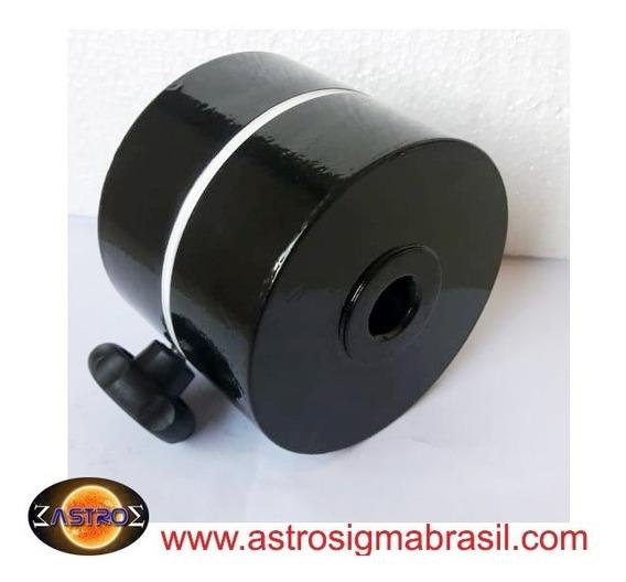 Fabricação Contrapeso 6 Kg Telescópio Astrosigma Brasil 1.0