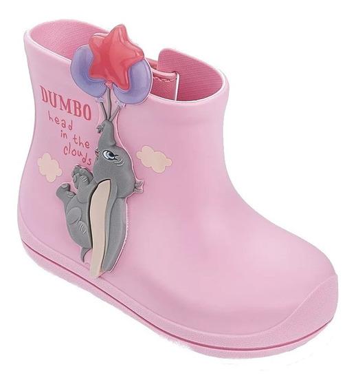 Bota Grendene Galocha Dumbo Disney Cute 21987