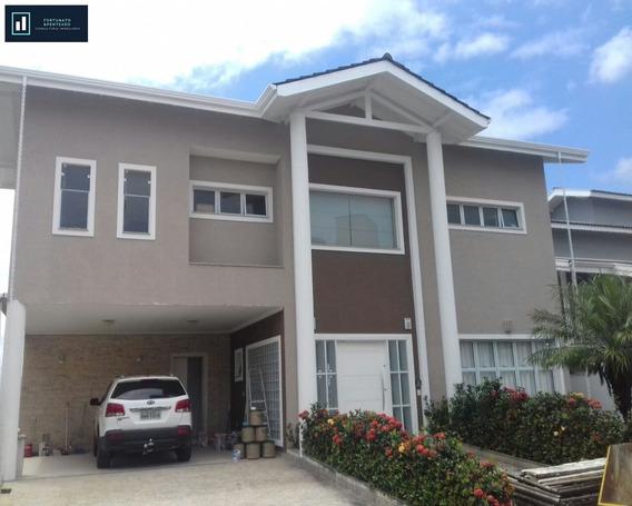 Casa Em Condomínio Alto Padrão - Ca00011 - 32777514