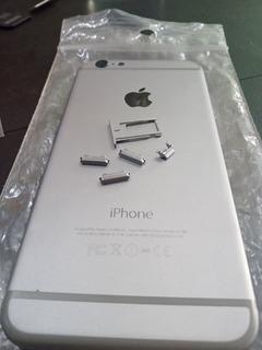 Carcaça Chassi Original Completa iPhone 6 A1586 Cor Grafite