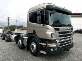 Scania P 310 8x2 Bitruck