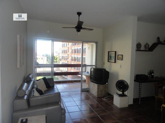 Apartamento A Venda No Bairro Enseada Em Guarujá - Sp. - 2138-1
