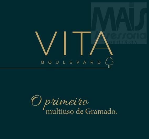 Apartamento Para Venda Em Gramado, Centro, 1 Dormitório, 1 Suíte, 2 Banheiros, 1 Vaga - Jva467_2-752954