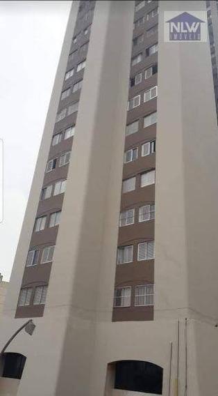 Apartamento Com 2 Dormitórios À Venda, 48 M² Por R$ 220.000 - Vila Das Mercês - São Paulo/sp - Ap2391
