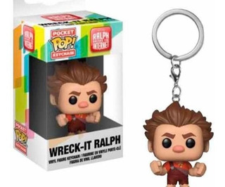 Funko Pop Llavero Wreck-it Ralph