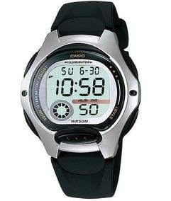 Relógio Casio Standard Digital Lw-200-1avdf Preto