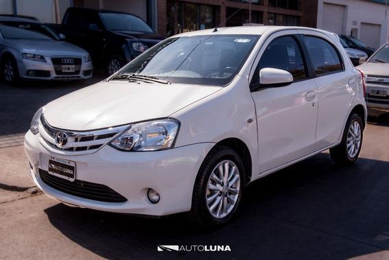 Toyota Etios Xls 2014