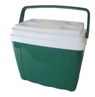 Caixa Térmica 16 Litros Verde Antares