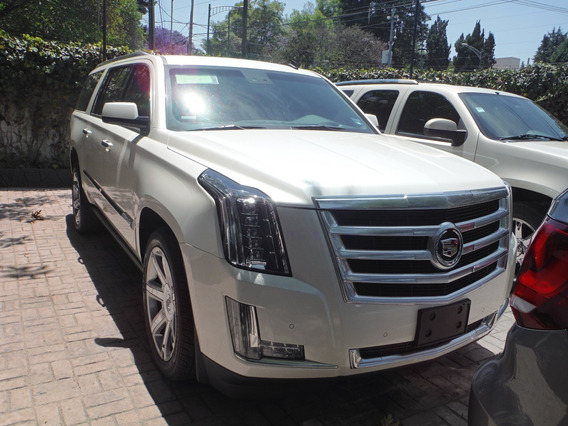 Cadillac Escalade Esv 6.2 Premium V8 At 2015