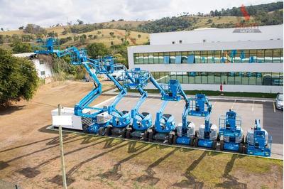 Galpão Industrial Para Locação, Condomínio Gran Park, Vespasiano. - Codigo: Ga0141 - Ga0141