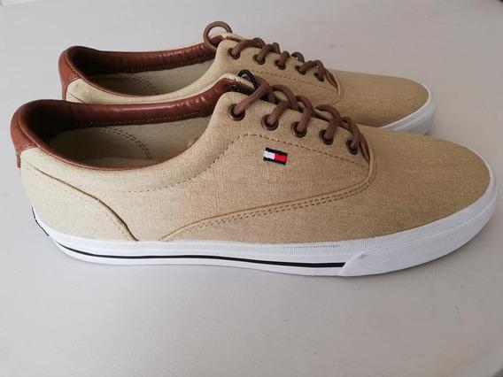 Zapatos Tommy Hilfiger Originales Para Hombres Talla 9