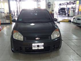 Ford Fiesta1.6ambienteplus2008gris5puertas109000kmant+fin(ap