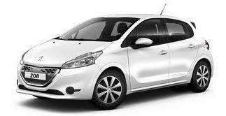 Palheta Slim Limpador Parabrisa Dianteiro Peugeot 208 13>