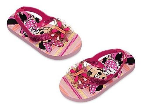 Chinelo Princesas Disney Original Tamanho 7/8us - 23/24br