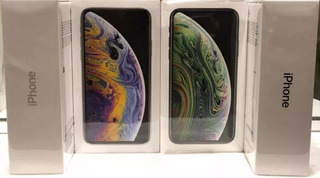 iPhone Xs Max 256gb / Nuevo / Liberado / Sellado