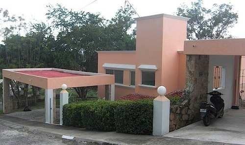 Casa En Venta Club De Golf Santa Fe, Cuernavaca Morelos