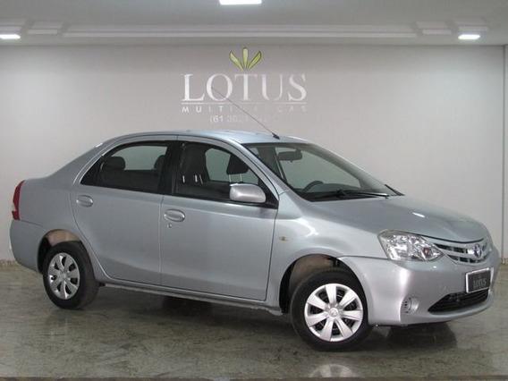 Toyota Etios Sedan Xs 1.5 16v Flex, Jki2632