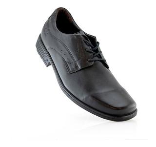 Zapatos Hombres Talles Especiales 522109-01 Pegada Luminares