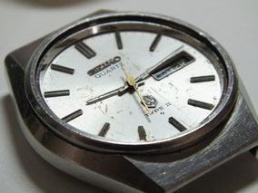 Relógio Retro Seiko Type 2 (sem Funcionar)