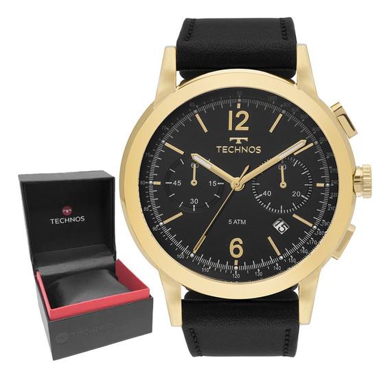 Relógio Technos Masculino Original C/garantia E Nf 6s21ac/0p