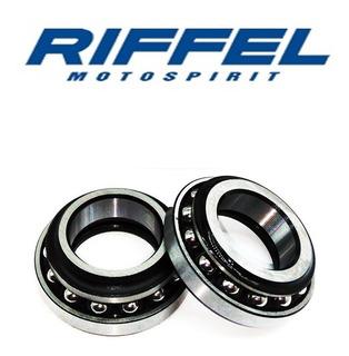 Caixa De Direção Esférica Riffel Honda Fan 125 - 150 -160