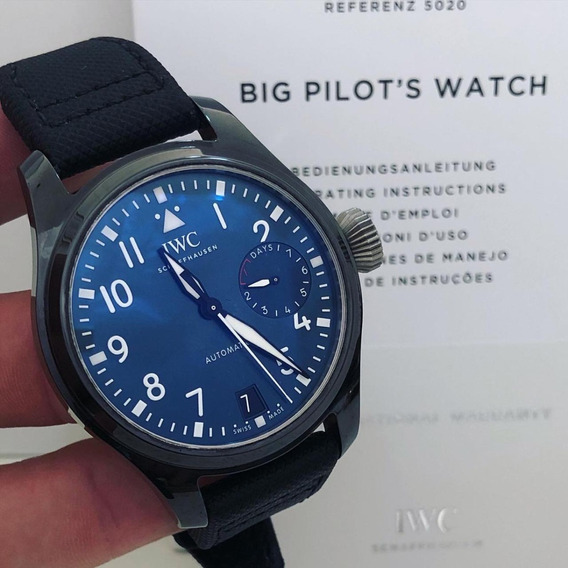 Iwc Big Pilot 7 Days Rodeo Drive Limited Edition 46mm