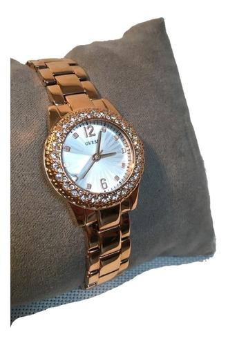 Relógio Guess Feminino 92656lpglra3 Completo Com Caixa