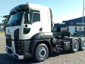 Ford Cargo 2842, 2014, 6x2 Scania Seminovos Pr 8731