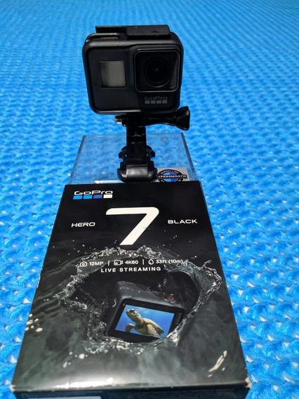 Camera Gopro Hero 7 Black + Acessórios