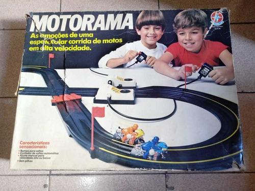 Brinquedo Motorama Da Estrela Da Decada De 80