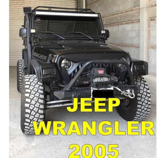 Jeep Wrangler Renegade 4x4 Au