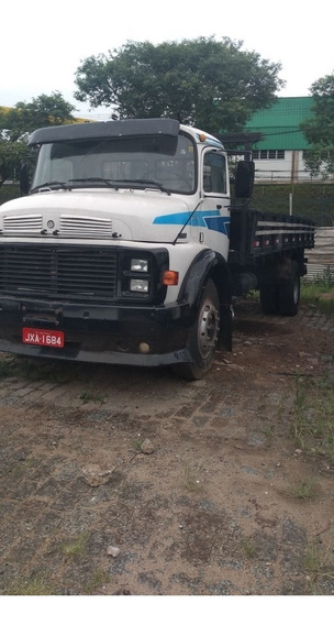 Mercedes-benz Mb 1113. Toco + Direçao Hidraulica +freio A Ar