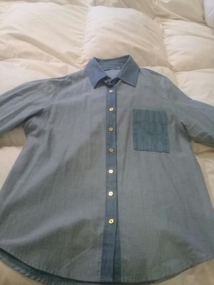 Camisas De Jeans De Mujer