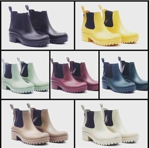 Botas De Lluvia Mujer Das Luz Art 1200 Tucson Zona Zapatos