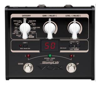 Pedalera Multiefecto Vox Stomplab 1g Sl1g Guitarra + Envio
