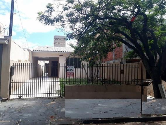 Casa Para Alugar No Parque Cidade Jardim - Umuarama - 1433